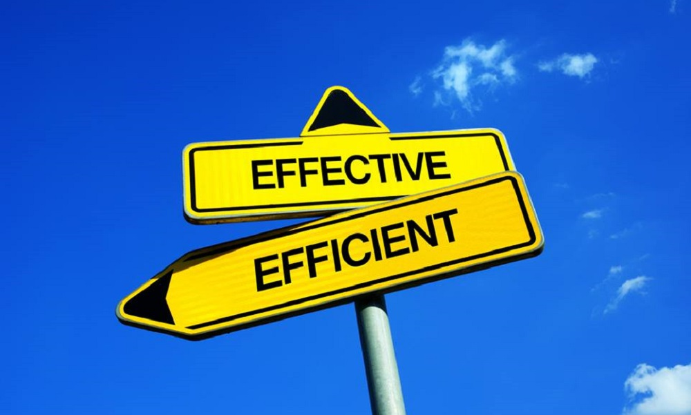 Perbedaan Efektif dan Efisien