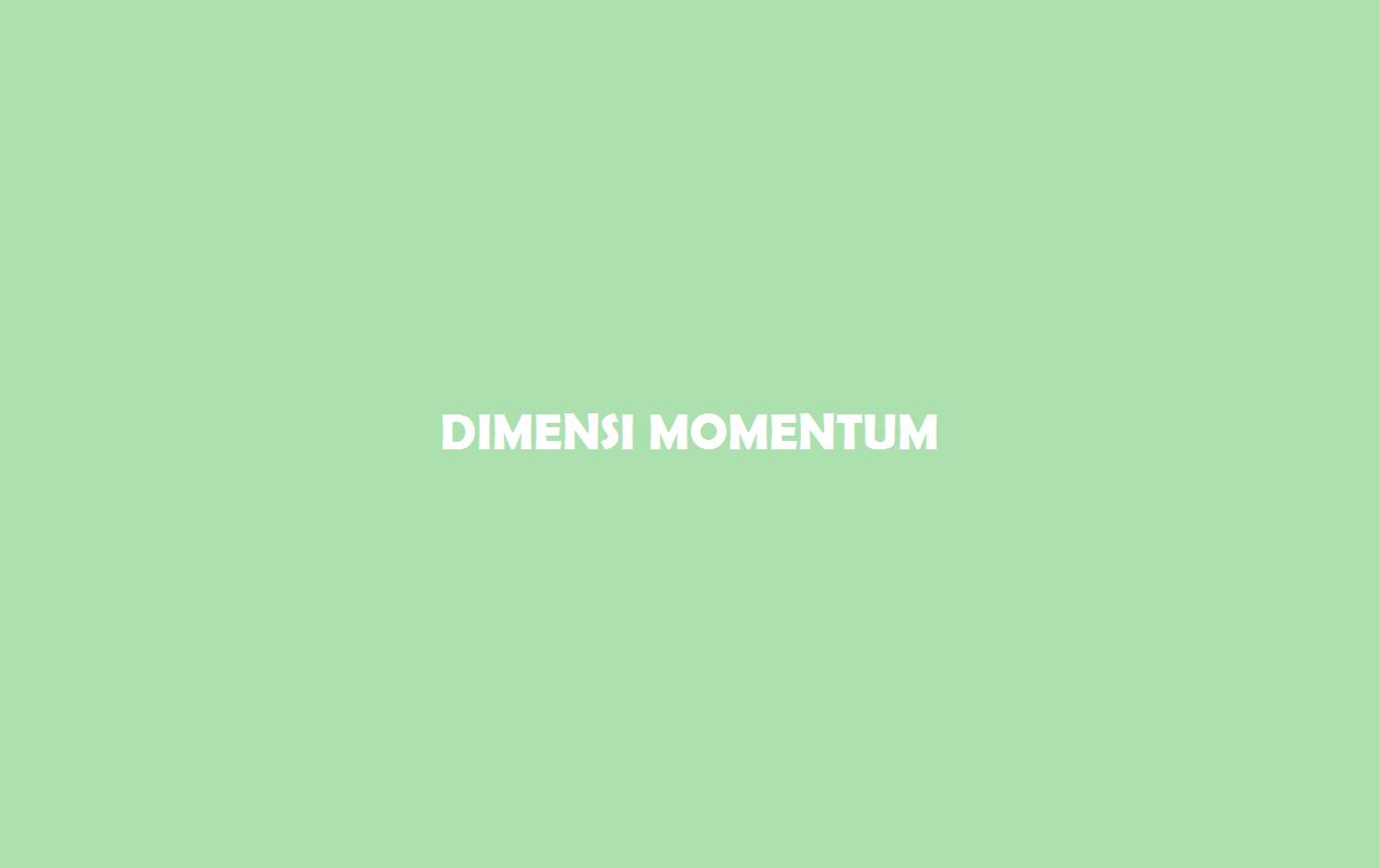 Dimensi Momentum