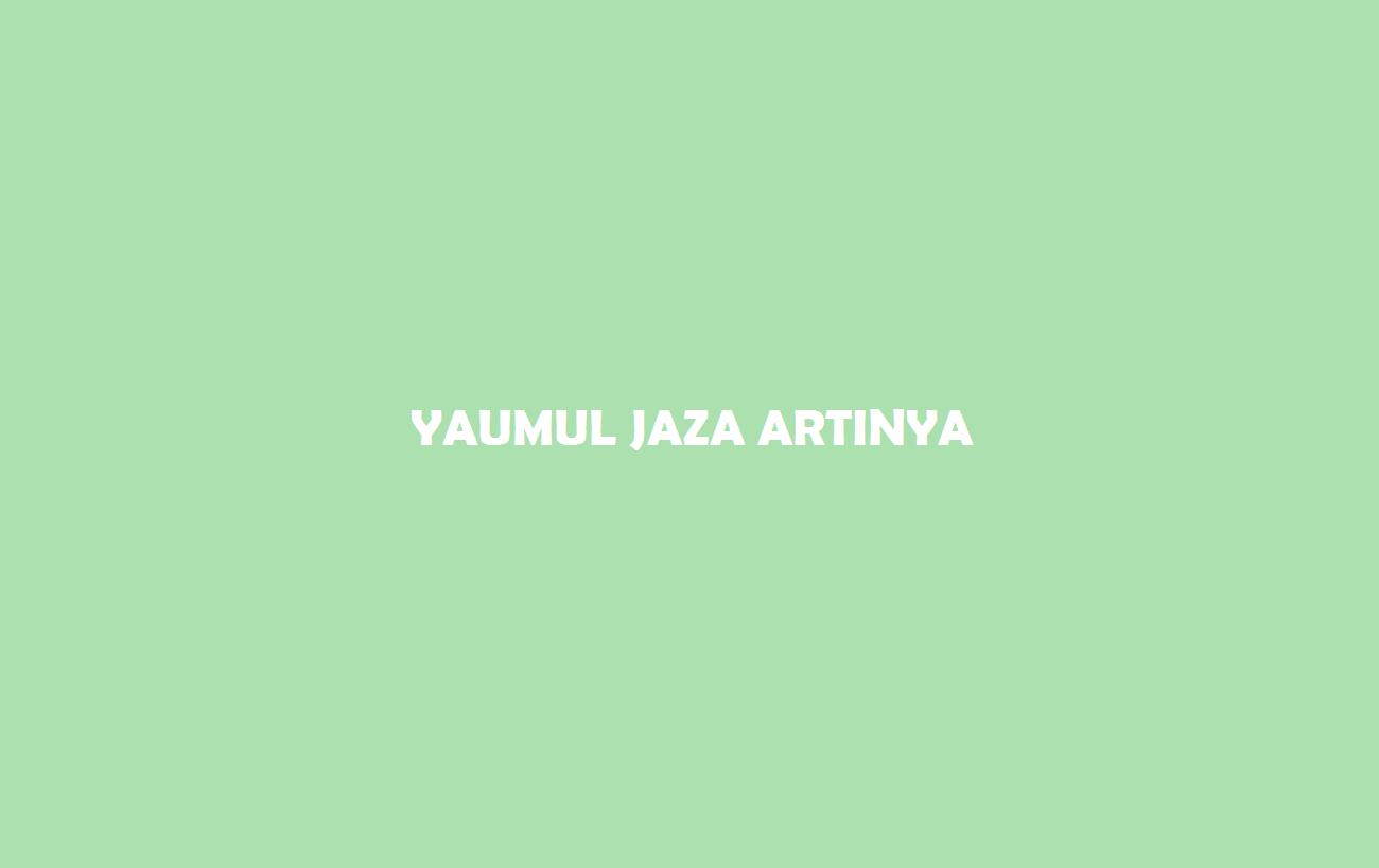 Yaumul Jaza Arti
