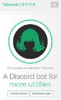 Bot Tatsumaki