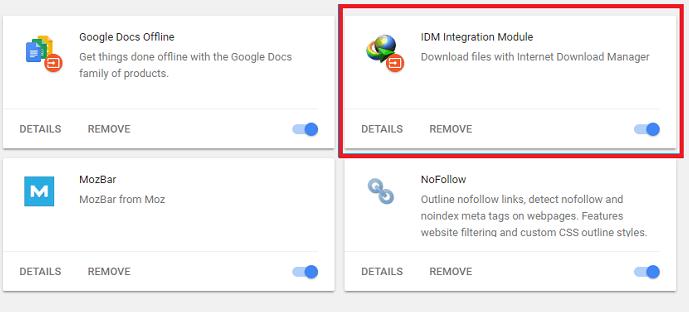 IDM Integration Module