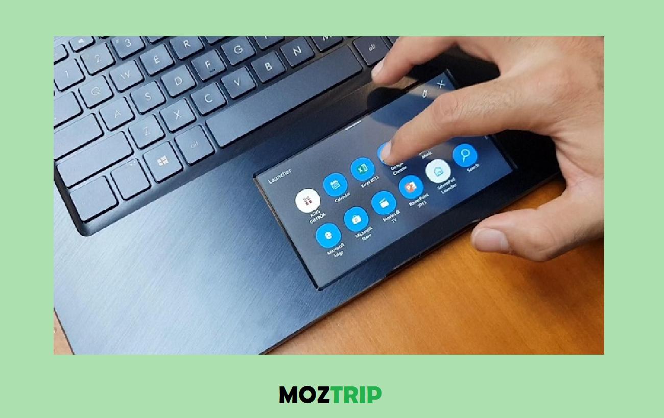 Perbaiki Touchpad