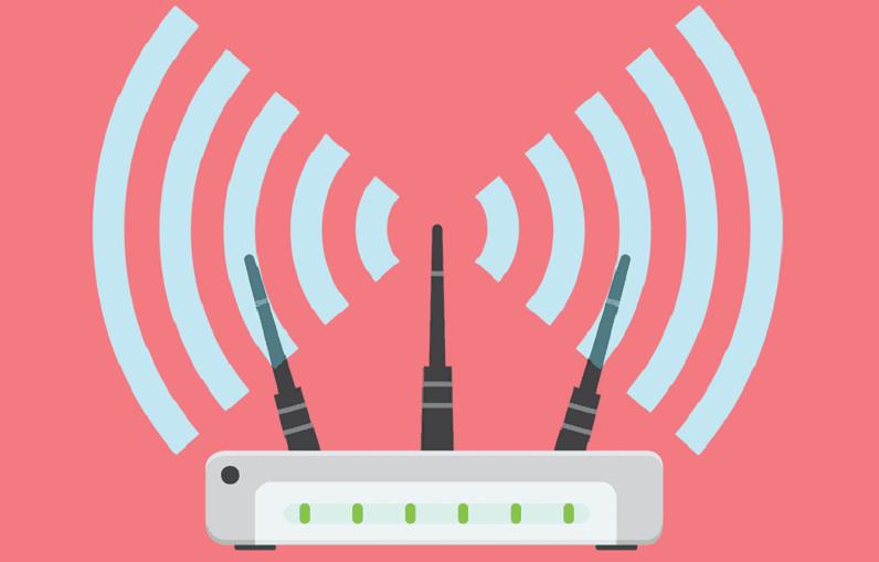 Sinyal WiFi