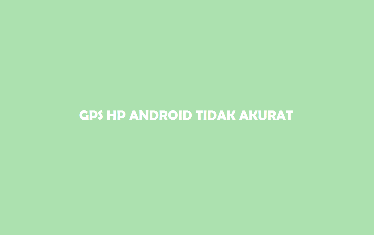 GPS HP Android