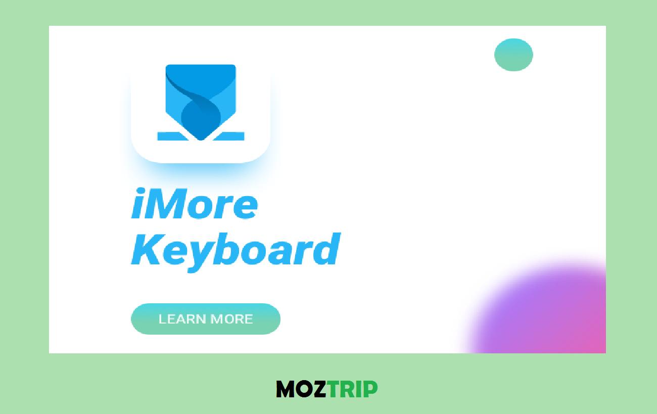 iMore Keyboard
