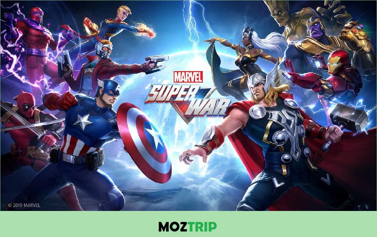 Marvel Super Wars
