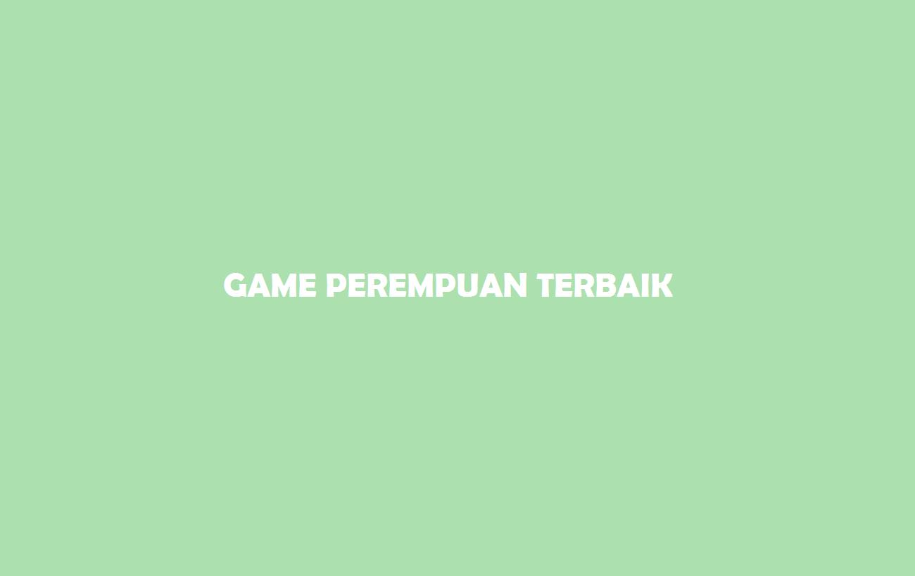 Game Perempuan