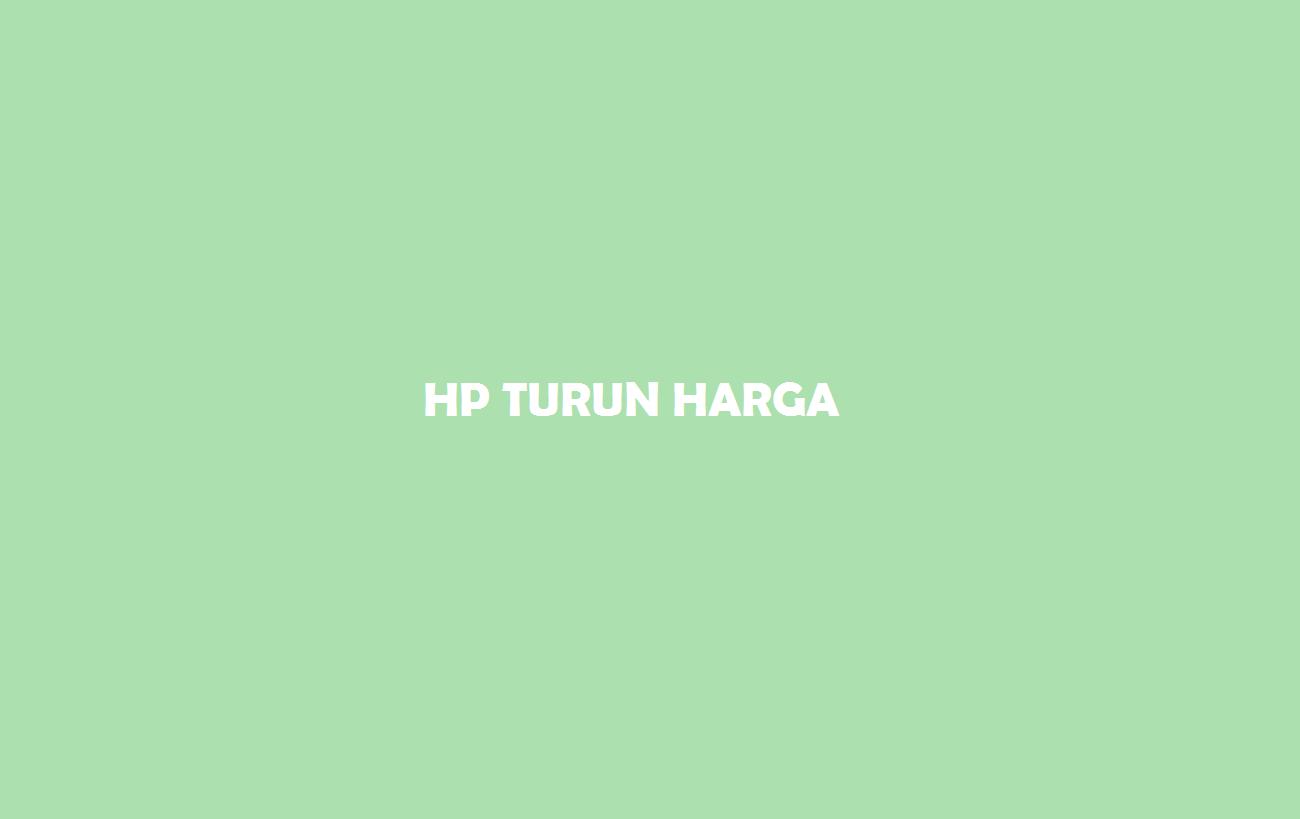 HP Turun Harga