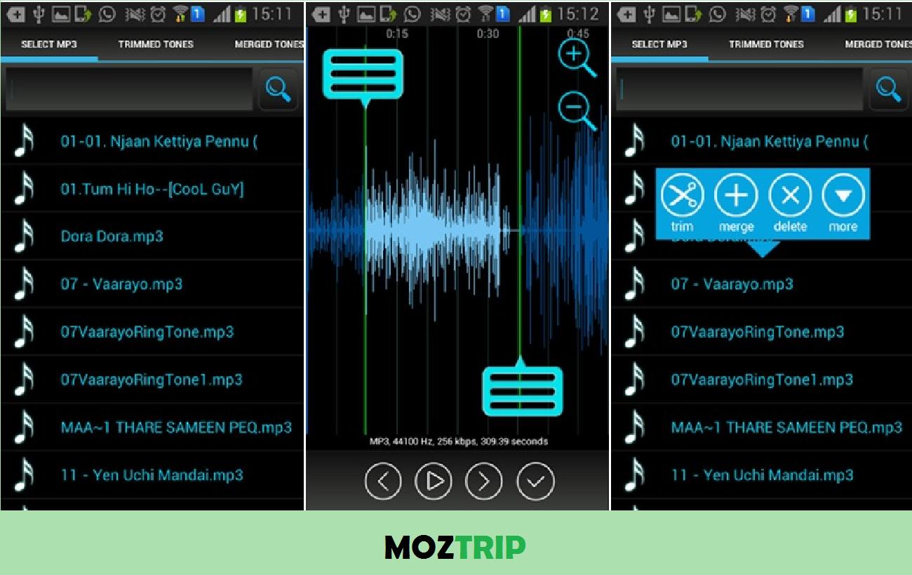 MP3 Cutter accountlab